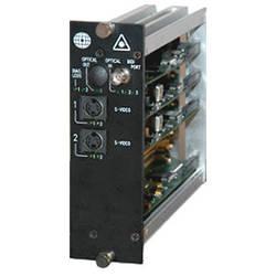 Meridian Technologies DR-2S-1  Fiber Transmission System (Receiver)