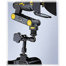 """Dedolight DLGA200 Articulating Arm with Square Male Shoe or 1/4"""" Male to Camera"""