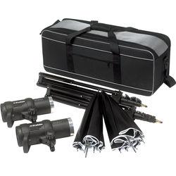 Profoto D1 Air 500Ws 2-Monolight Studio Kit w/o Remote (90-120V & 200-240V)