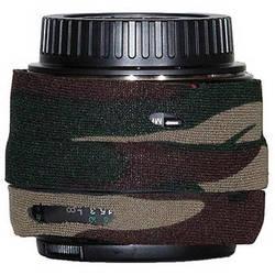 LensCoat Lens Cover for Canon EF 50mm Lens (Forest Green Camo)