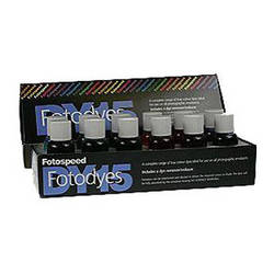Fotospeed DY15 Fotodyes for Both Film and Prints Kit