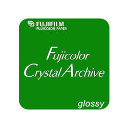 "Fujifilm Fujicolor Crystal Archive Paper Type II (8"" x 295' Roll, Glossy)"