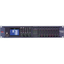 dbx DriveRack 4800TI Management System with Jensen Input Transformers