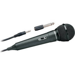 Audio-Technica Consumer ATR1100 Cardioid Dynamic Handheld Microphone