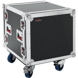 Gator Cases G-Tour 10U Cast Wheeled Rack Case