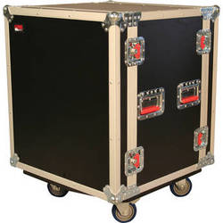 Gator Cases G-TOUR SHK-12-CAST Shock Rack Case