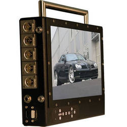 "DIT MMR-B106W 10.6"" Ruggedized LCD Monitor"