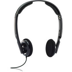 Sennheiser PX 100-II On-Ear Stereo Headphones (Black)
