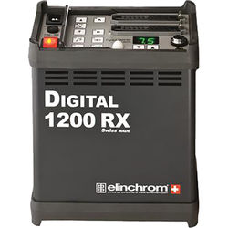 Elinchrom Digital RX 1200 Ws Power Pack