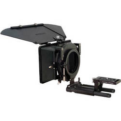 Cavision MB4510-H2EX1R 4x5.65 Hard Shade 16x9 Matte Box