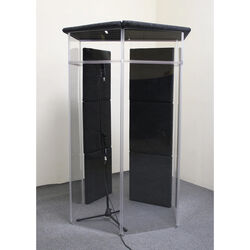 ClearSonic IsoPac G - Vocal Booth (Dark Gray)