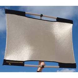 Sunbounce Micro-Mini Sun-Bounce Silver/White Screen (2 x 3')
