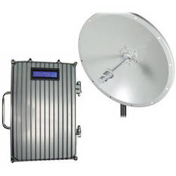 RF-Video XLD-5800/HP Wideband Microwave Link
