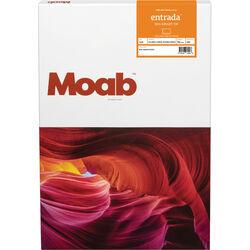 "Moab Entrada Fine Art Natural 190 (Scored, 7 x 10"", 250 Sheets)"