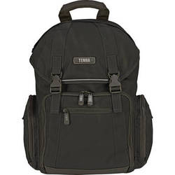 Tenba Messenger Series: Photo/Laptop Daypack (Black)