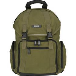 Tenba Messenger Series: Photo/Laptop Daypack (Olive)