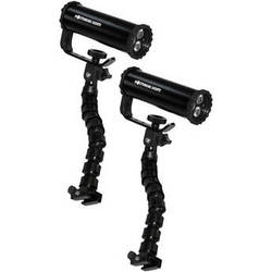 Nocturnal Lights Dual SLX 800xi Video Light Kit