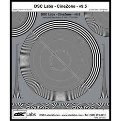 DSC Labs CineZone Chart