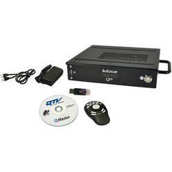 Autocue/QTV QMaster/QBox Prompter Software Package