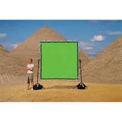 Sunbounce Chroma-key Green Screen for Sun-Scrim (8x8')