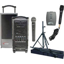 Califone PA919A PowerPro Portable PA System