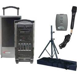 Califone PA919B PowerPro Portable PA System