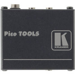 Kramer PT-102AN 1:2 Stereo Audio Distribution Amplifier