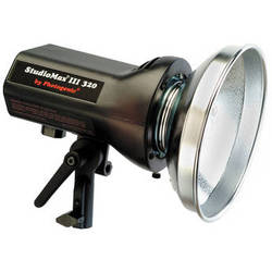 Photogenic AKC320 StudioMax III 320 Watt/Second Constant Color Monolight (120VAC)