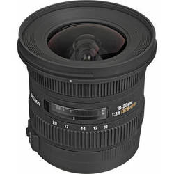 Sigma 10-20mm f/3.5 EX DC HSM Autofocus Zoom Lens for Sony Alpha