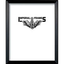 "Imperial Frames Regency Wood Picture Frame, F301 - 13x19"" (Black)"