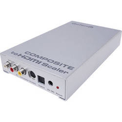 Gefen TV Composite to HDMI Scaler