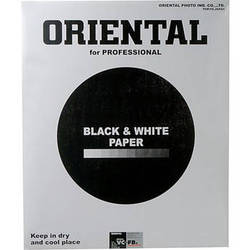 "Oriental Seagull Select VC-FBII Paper (Glossy, 5 x 7"", 100 Sheets)"