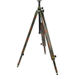 Berlebach 3042C Wood Tripod Legs with Levelling Center Column (Camouflage)