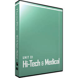 12 Inch Design ThemeBlox HD Unit 01 - Hi-Tech & Medical