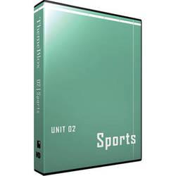 12 Inch Design ThemeBlox HD Unit 02 - Sports