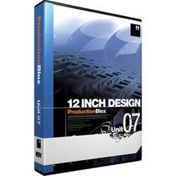12 Inch Design ProductionBlox HDV Unit 07