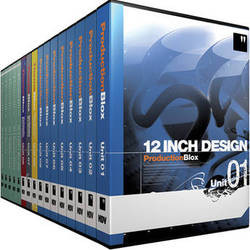 12 Inch Design ComboBlox 15 HDV Bundle