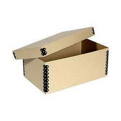 "Archival Methods Short Top Box (10.5 x 6.5 x 4.5"")"