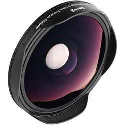 Opteka 58mm 0.3X HD Ultra Fisheye Lens Adapter