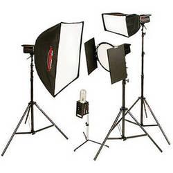 Photogenic Simone Solair 4 Monolight Kit (120V)