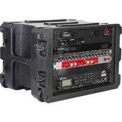 "Gator Cases Pro-Series Roto-molded 8U 19.25"" Deep Rack Case"
