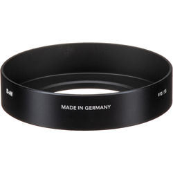 B+W 55mm Screw-In Metal Wide Angle Lens Hood #970