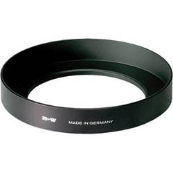 B+W 86mm Screw-In Metal Wide-Angle Lens Hood #970
