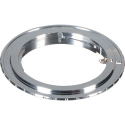 Cinevate Inc Nikon F to Canon EOS Adapter Ring