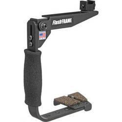 Flash Frame Flash Flip H.O.T. Bracket for DSLR Cameras