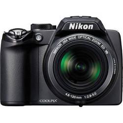 Nikon CoolPix P100 Digital Camera (Black)