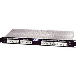 ATI Audio Inc DA416-S - Quad 1x4 Distribution Amplifier with Signal Present Indicators