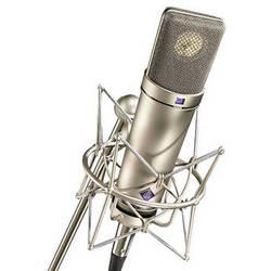 Neumann U 87 Ai Condenser Microphone (Studio Set,<sp> </sp>Nickel)
