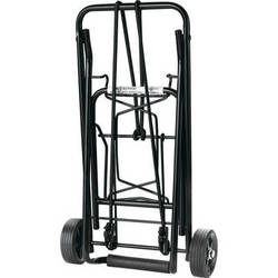 Travel Smart by Conair Folding Multi-Use Cart (Black)