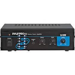 Pyle Pro PCA4 Mini 2 x 120 Watt Stereo Power Amplifier